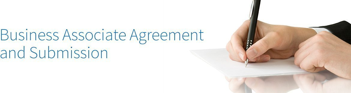 Business Associate Agreement And Submission | Dentrix