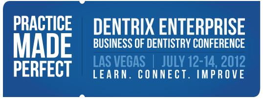 Dentrix Enterprise Business of Dentistry Conference