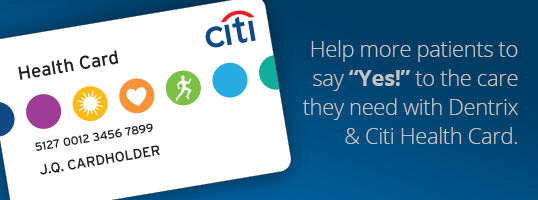 Citi Health Card Promotion