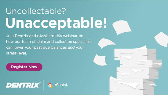 Free webinar presented by Dentrix and eAssist